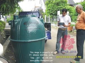 Septic Tank BioSys Tipe BS-Green Series Ramah Lingkungan