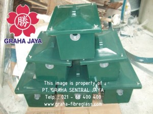Grease trap box untuk kitchen sink rumah tinggal